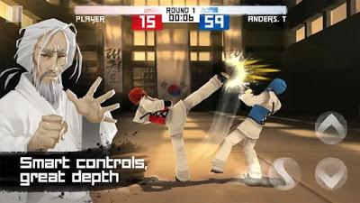 تحميل لعبة التايكواندو Taekwondo Game للاندرويد