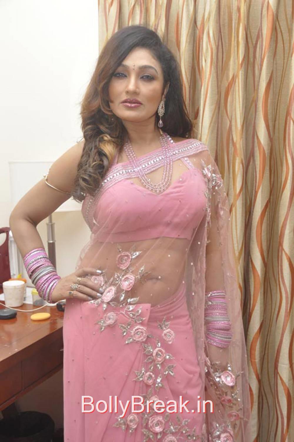 Ramya Sri images, Ramya Sri Saree Hot Pics, Ramya Navel Photo gallery 2015