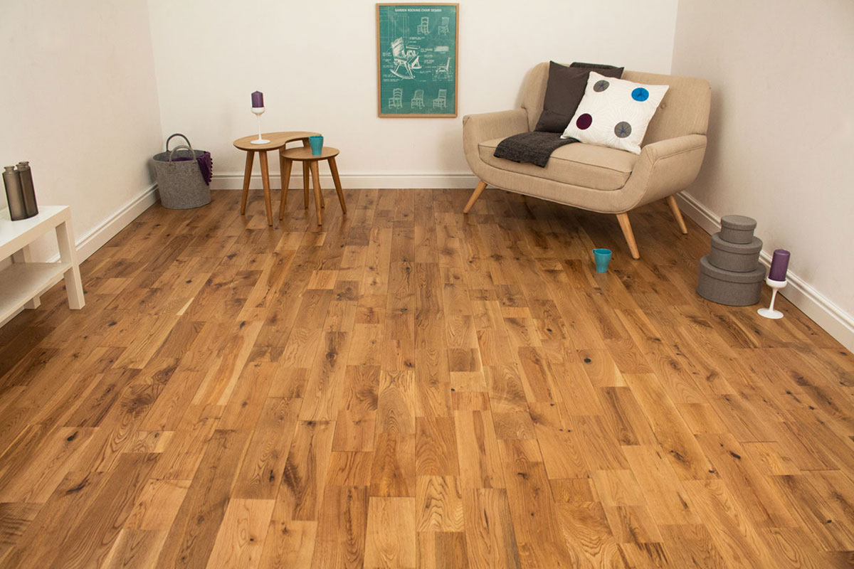 How to choose the best oak flooring for your house for How to choose flooring for your home
