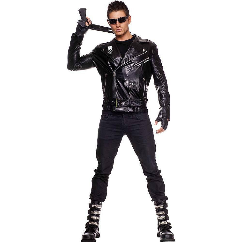 How to Create a Terminator Arnie Costume - SimplyEighties.com