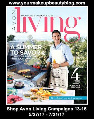 Shop Avon Living Campaigns 13 - 16 Good Through 7/21/17