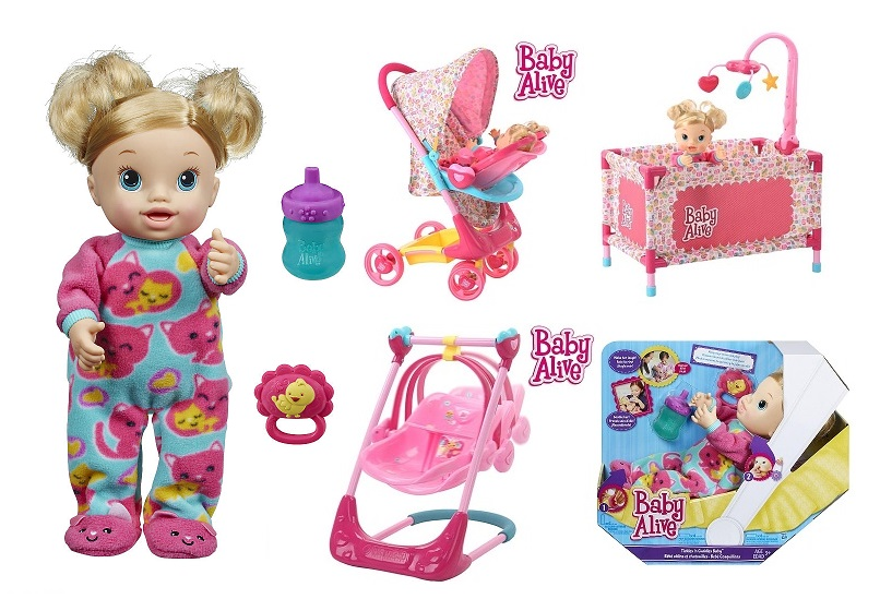 InfoMommy Insight: New Baby Alive Gear is Simply Adorable!