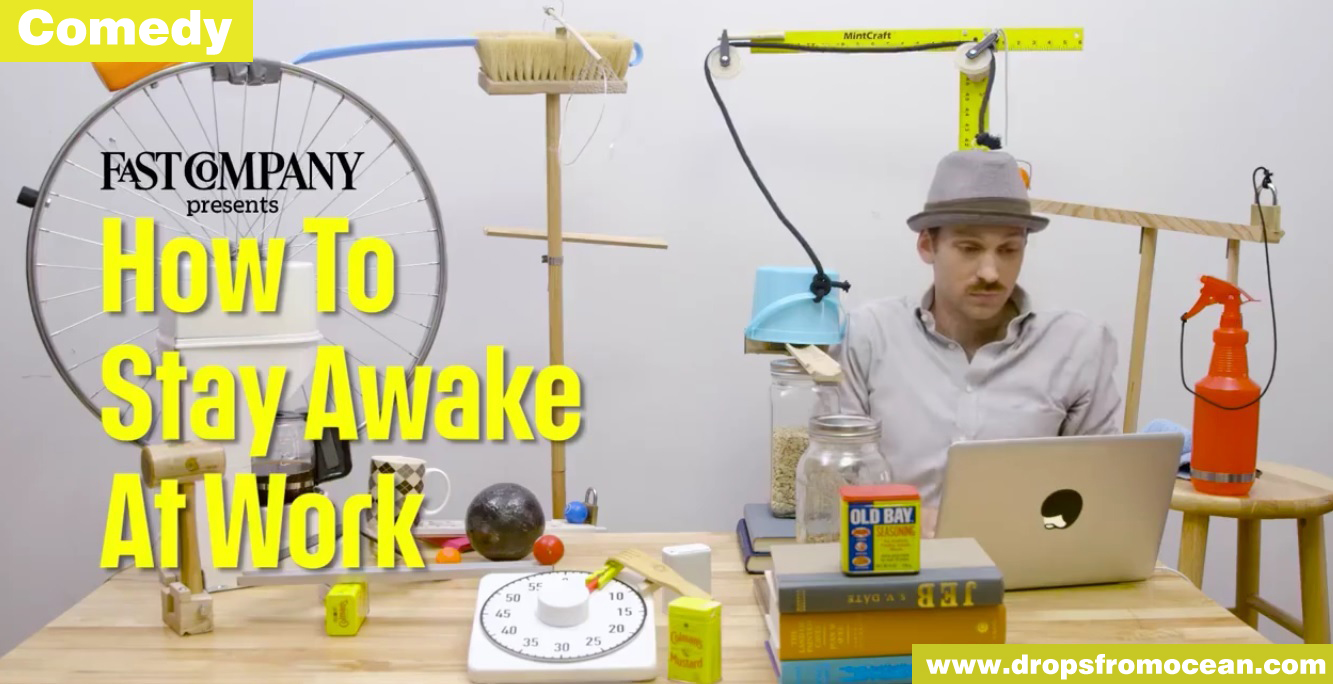 how to stay awake at work drops from ocean dear readers please follow us on social media to inspire us facebook twitter google