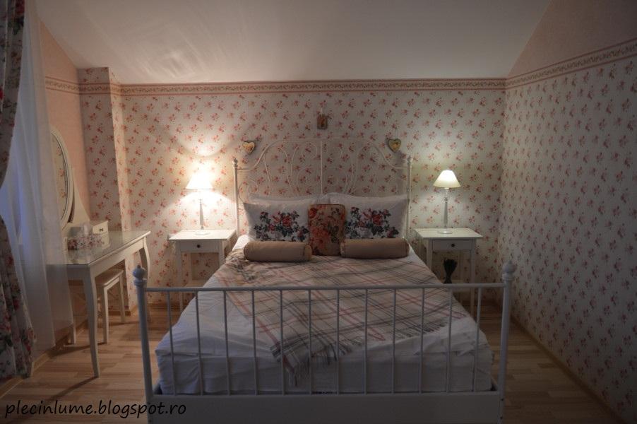 Camera din pensiunea Seven Olanesti