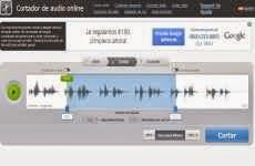 Cortar Audio: extensión para cortar canciones MP3 en Chrome