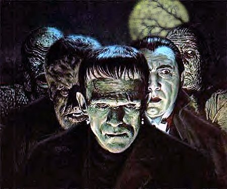 DECK THE HOLIDAY'S: TOP 5 CLASSIC HORROR ACTORS FROM THE
