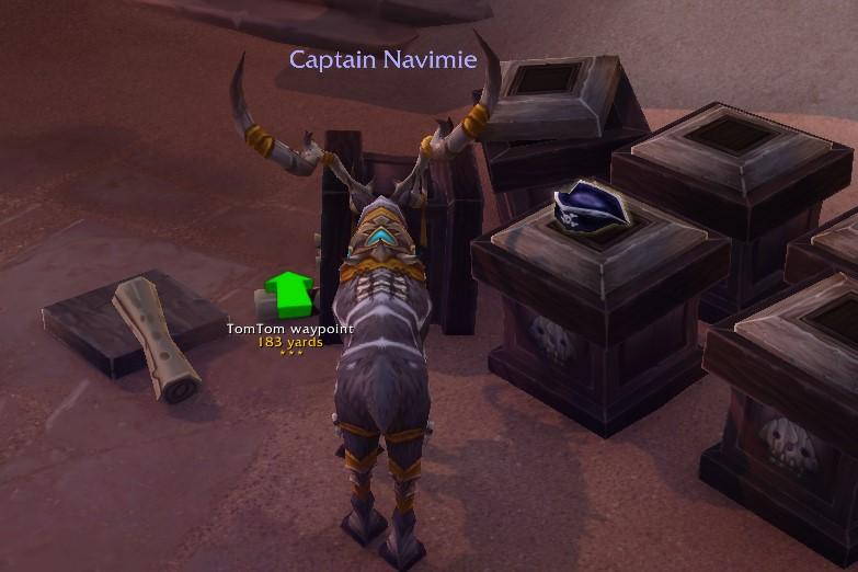 Achievement: Scourge of Zem'lan
