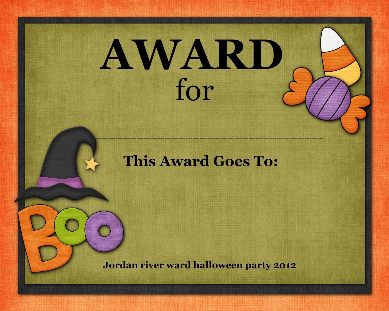 digital designs scrapbooking halloween costume contest awards