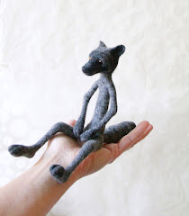 TOUT MON ZOO EN FEUTRE - MY WHOLE FELTED ZOO