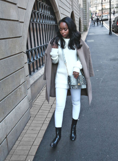 Winter White & Nude Hues