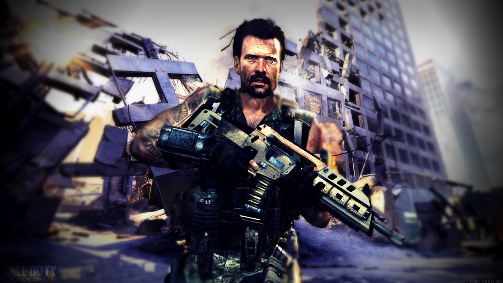 Picsholic Call Of Duty Black Ops 2 Hd Wallpaper 1080p