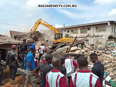 Kidnappers Den Where APC Chieftain Was Murderd Demolished