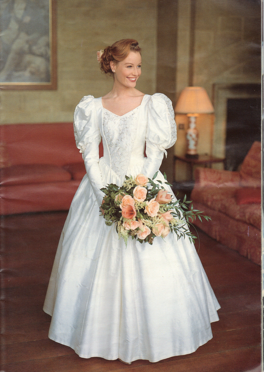 Laura Ashley Wedding Dresses