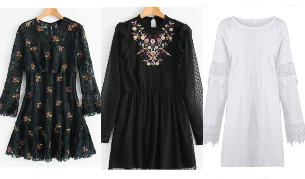 ZAFUL & ROSEGAL WISHLIST