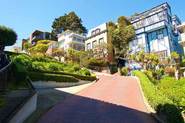Lombard Street - San Francisco, CA