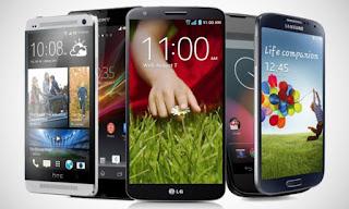 smartphone segun MWC 2017