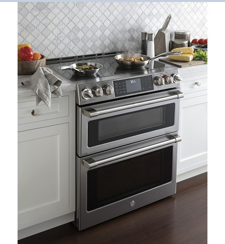 5 Benefits of Having a Double Oven Range