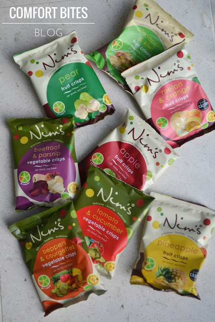 nims fruit crisps review