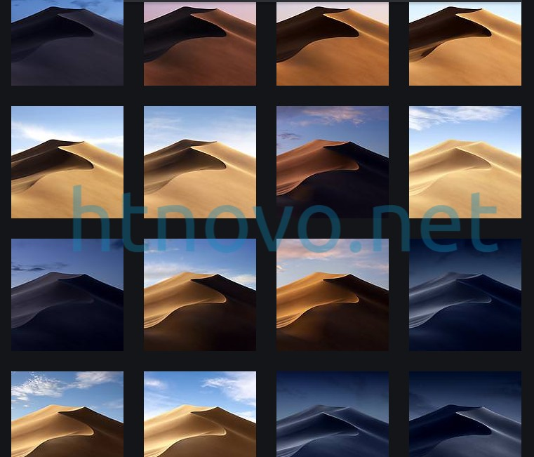 Tutti-16-sfondi-macOS-10.14-Mojave