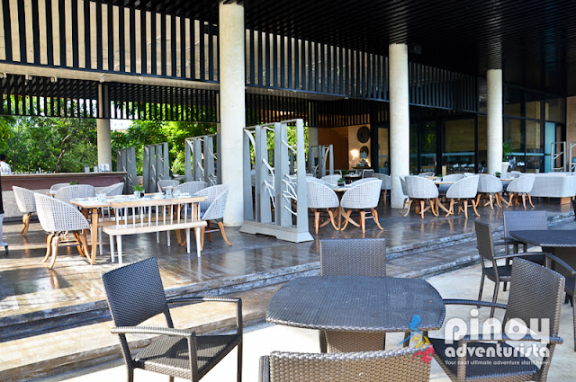 Where to Eat Saffron Restaurant in Amorita Resort Bohol