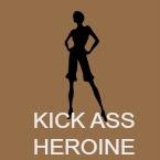 kick ass heroine