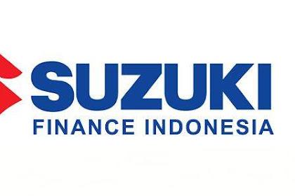 Lowongan Kerja PT. Suzuki Finance Indonesia Pekanbaru Desember 2018