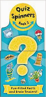 Quiz Spinners: Book #2: Fun-Filled Facts and Brain-Teasers!
