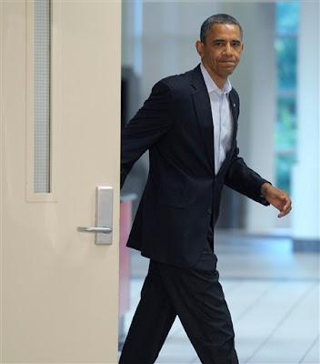 ओबामा की सेहत अच्छी, दो किलो वजन कम किया : डॉक्टर