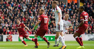 Burnley vs Liverpool Live Streaming online Today 01.01.2018 Premier League