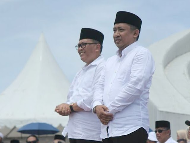 Profil Cawalkot Bandung 2018: Oded M Danial dan Yana Mulyana