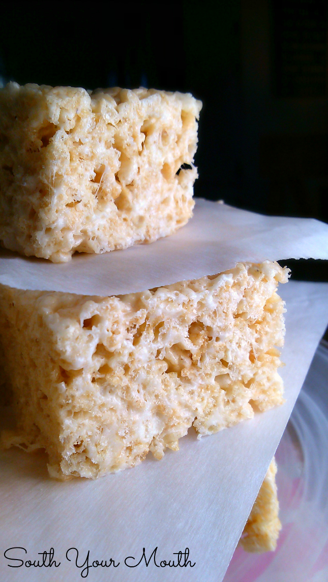how to make the best rice crispy treats