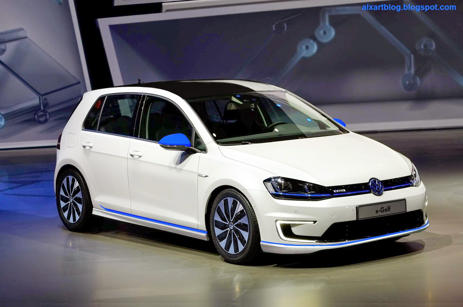 alxart blog possible next car the all electric 2015 vw e golf. Black Bedroom Furniture Sets. Home Design Ideas