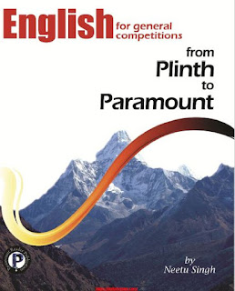 English for General competitions: From Plinth to Paramount neetu singh pdf free download