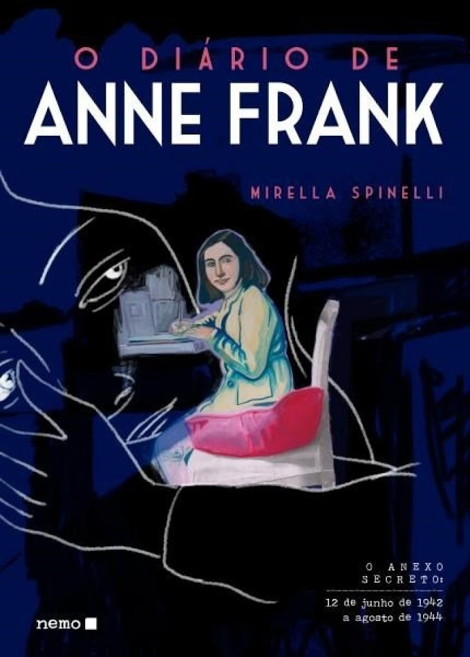 [Resenha] O diário de Anne Frank