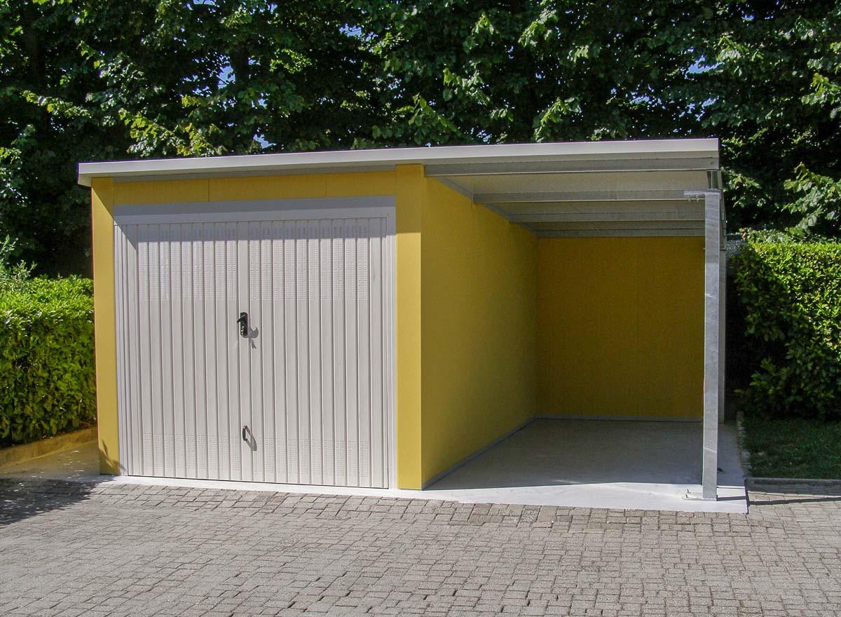 Quanto Costa Un Garage In Muratura Edilizia In Un Click