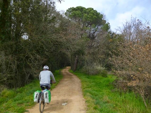 Vía verde del Carrilet