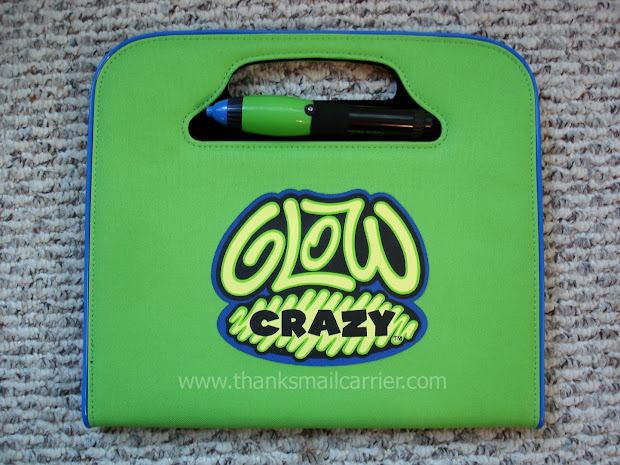 Mail Carrier Glow Crazy Distance Doodler And & Giveaway