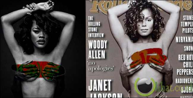 Janet Jackson dan Rene Elizondo