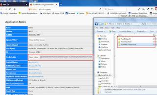 Cara Menyimpan Dan Merestore Halaman web Firefox