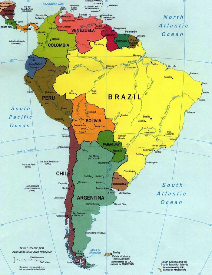 PaKoOo: Mapas antes de la independencia de America Latina ...