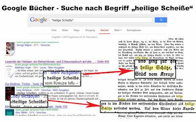 Google Büchersuche fehler beim Übersetzen altdeutscher Schrift