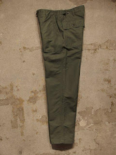 "Engineered Garments ""Fatigue Pant"" Fall/Winter 2016"