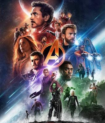 Avengers: INFINITY WAR Banner