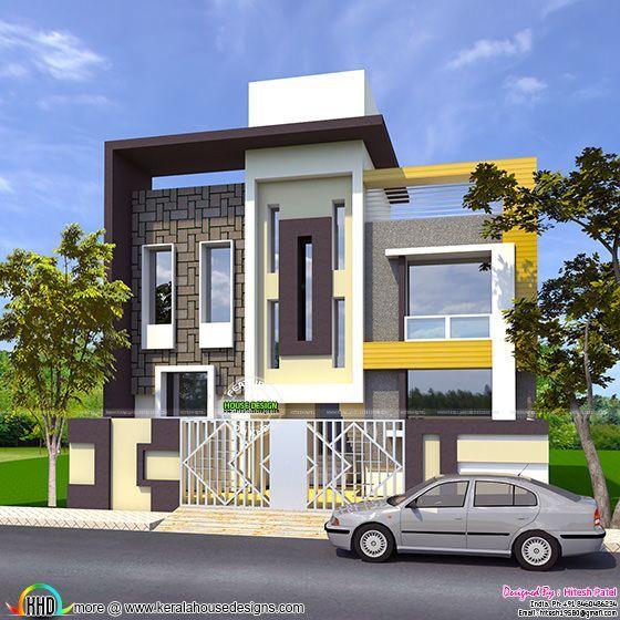 185 sq-m Modern contemporary home