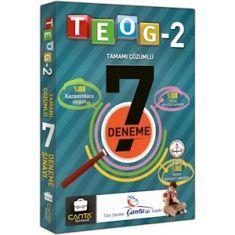Çanta Yayınları 8.Sınıf TEOG-2 Tamamı Çözümlü 7 Deneme (2016)