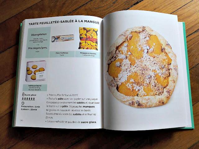 Livre de recettes simplissime les recettes recette livre Picard cuisine facile