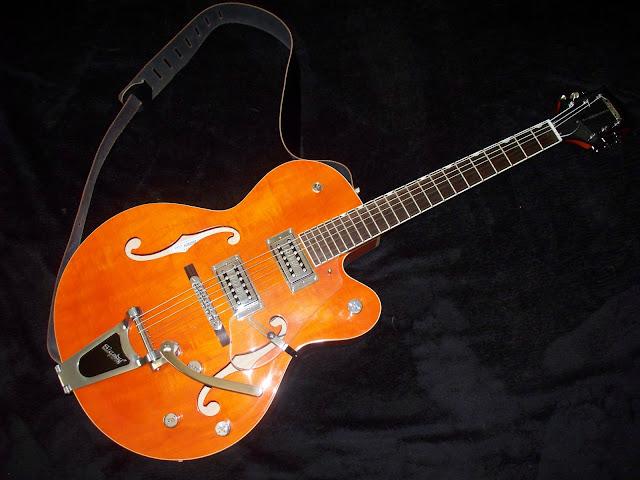 guitargain hunter gretsch g5120 review big orange and beautiful. Black Bedroom Furniture Sets. Home Design Ideas