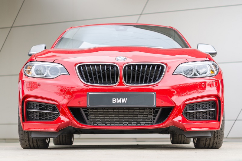 Maintain Your BMW Car in A Proper Way