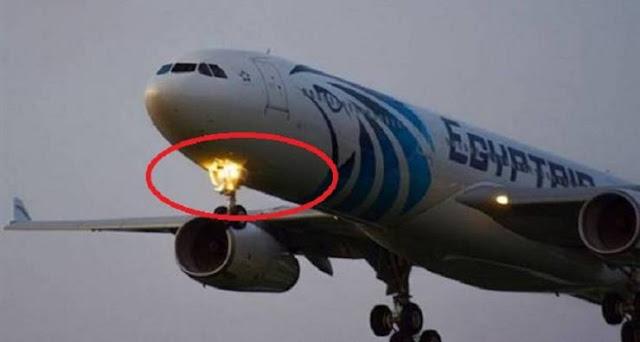 """""""مفاجأة"""" في تفاصيل سقوط الطائرة المصرية تغير سير التحقيقات! وأخيرا ظهرت الحقيقة"""