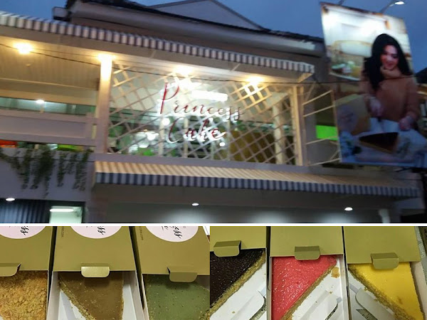 Varian rasa dan harga Bandung Princess Cake